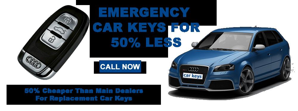 Car Key Replacement Programming Service At EAC Telford