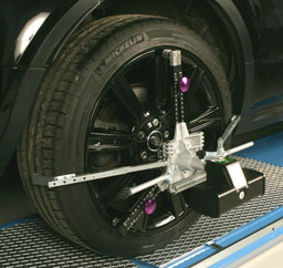 wheel alignment EAC Telford