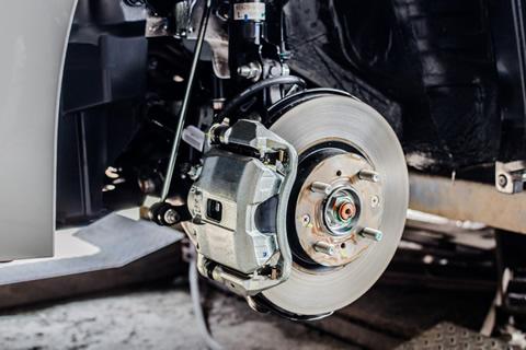 EAC Telford Brakes