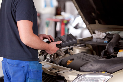 Mot Test Garage Telford