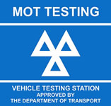 EAC Telford Shropshire Car service & mot centre membership 5.1
