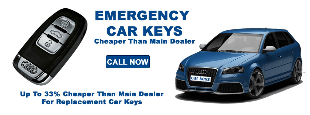 Car Key Replacement, Programming Service At EAC Telford