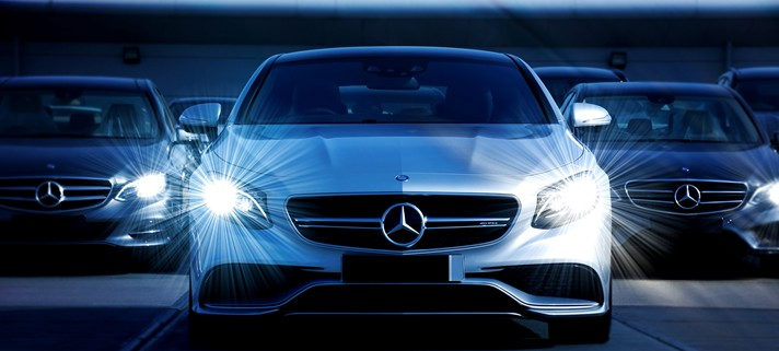 Mercedes EAC Telford 1