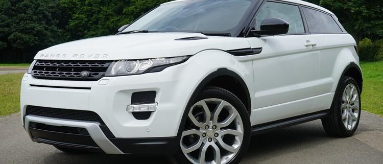 Land Rover Servicing Telford image