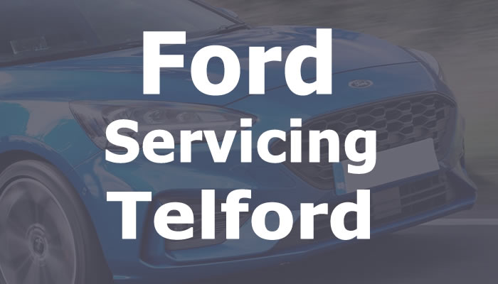 Ford Servicing Telford