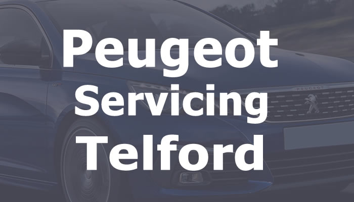 Peugeot Servicing Telford